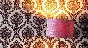 Intelligente Werkstoffe Tapete OLED