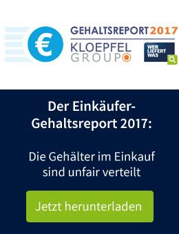 Gehaltsreport 2017