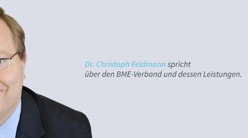 Dr. Christoph Feldmann - BME-Verband