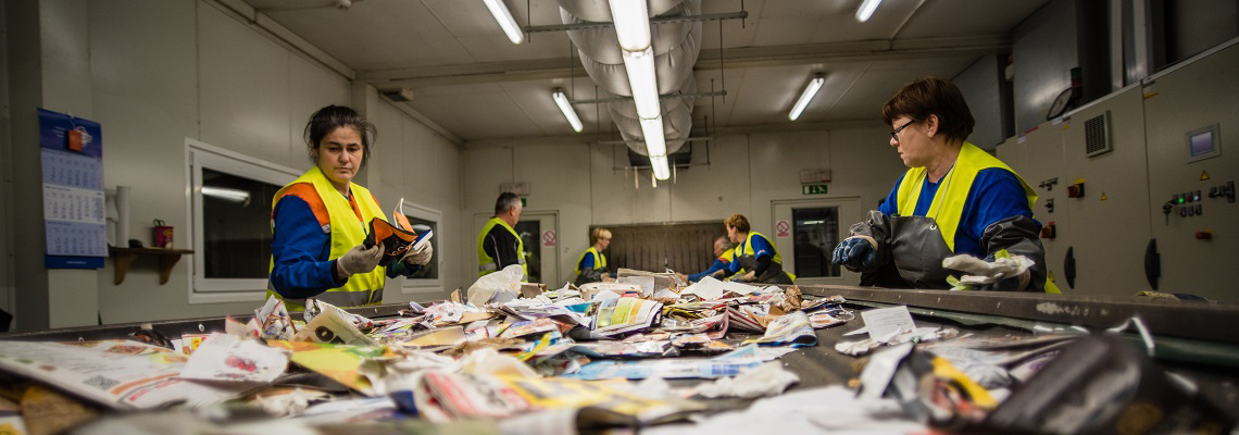 Recyclingspezialisten