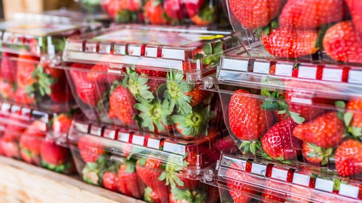 Intelligente Lebensmittelverpackungen