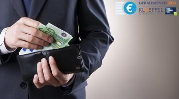 Einkäufer-Gehaltsreport 2016