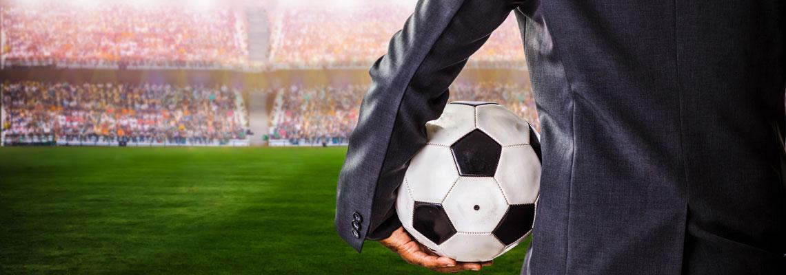 Wirtschaftsmacht Fußball