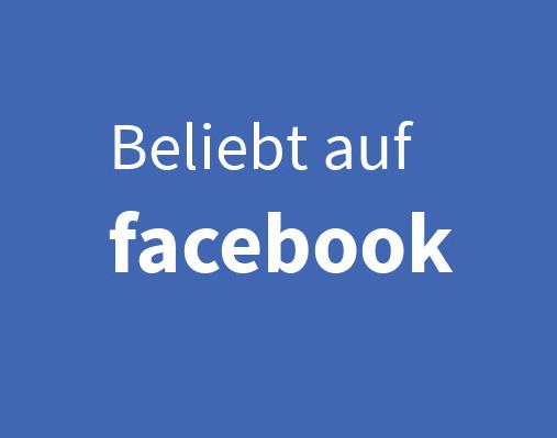 Beliebt auf Facebook