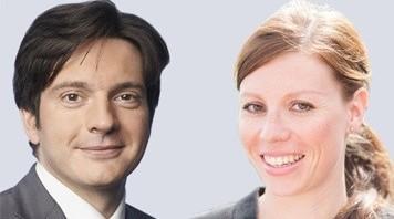 Michael Friedrich, Eva Hille - Homeoffice