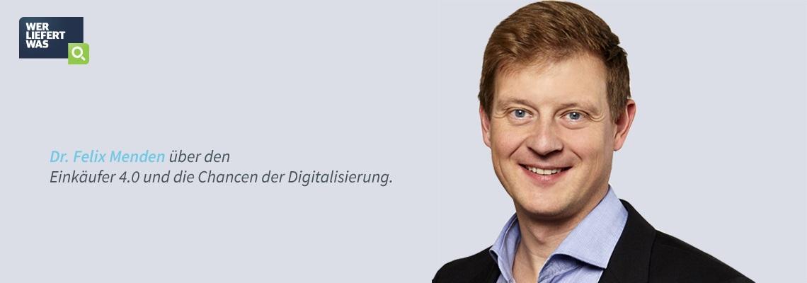 Dr. Felix Menden - Industrie 4.0