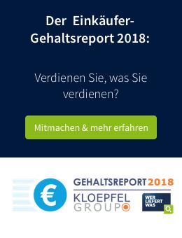 Gehaltsreport 2018