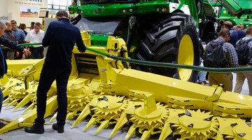 Agritechnica Messe