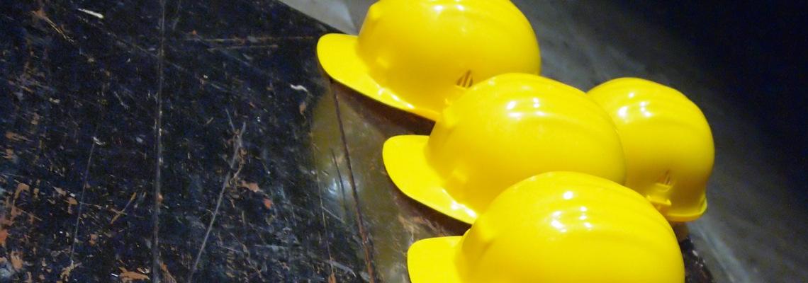 Schutzausrüstung in der Industrie