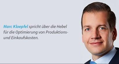 Marc Kloepfel - Kosten senken im Mittelstand