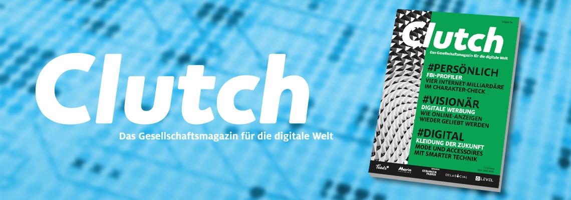 <p>Die Clutch B2B-Sonderausgabe</p>