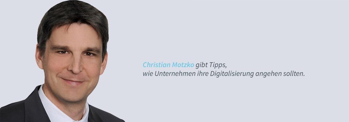 Christian Motzko - Vocatus