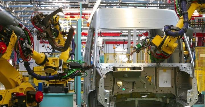 Fertigungsrobotik Automobilbranche