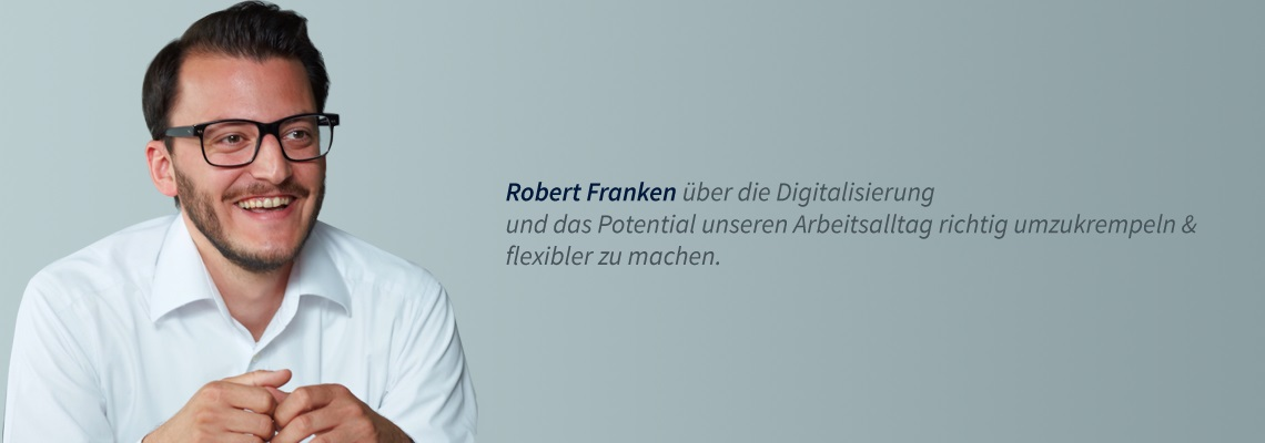 Robert Franken - Digitale Transformation