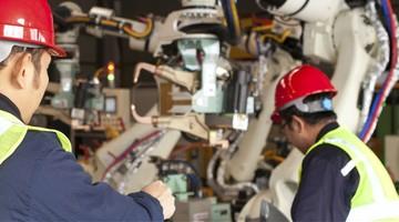 Roboter in der Arbeitswelt