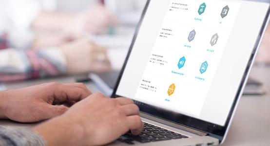 Services de marketing en ligne
