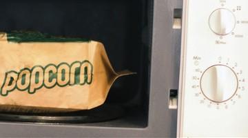 Mikrowellengeeignete Verpackungen