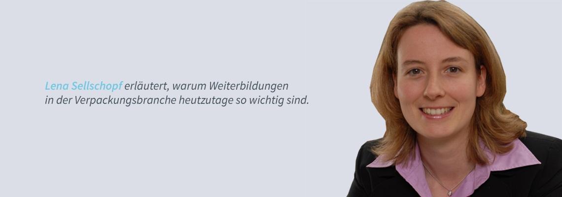 Lena Sellschopf - Verpackungsbranche