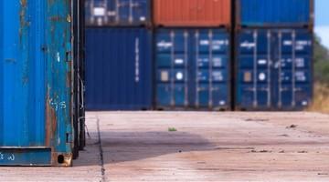Container für das Transportwesen