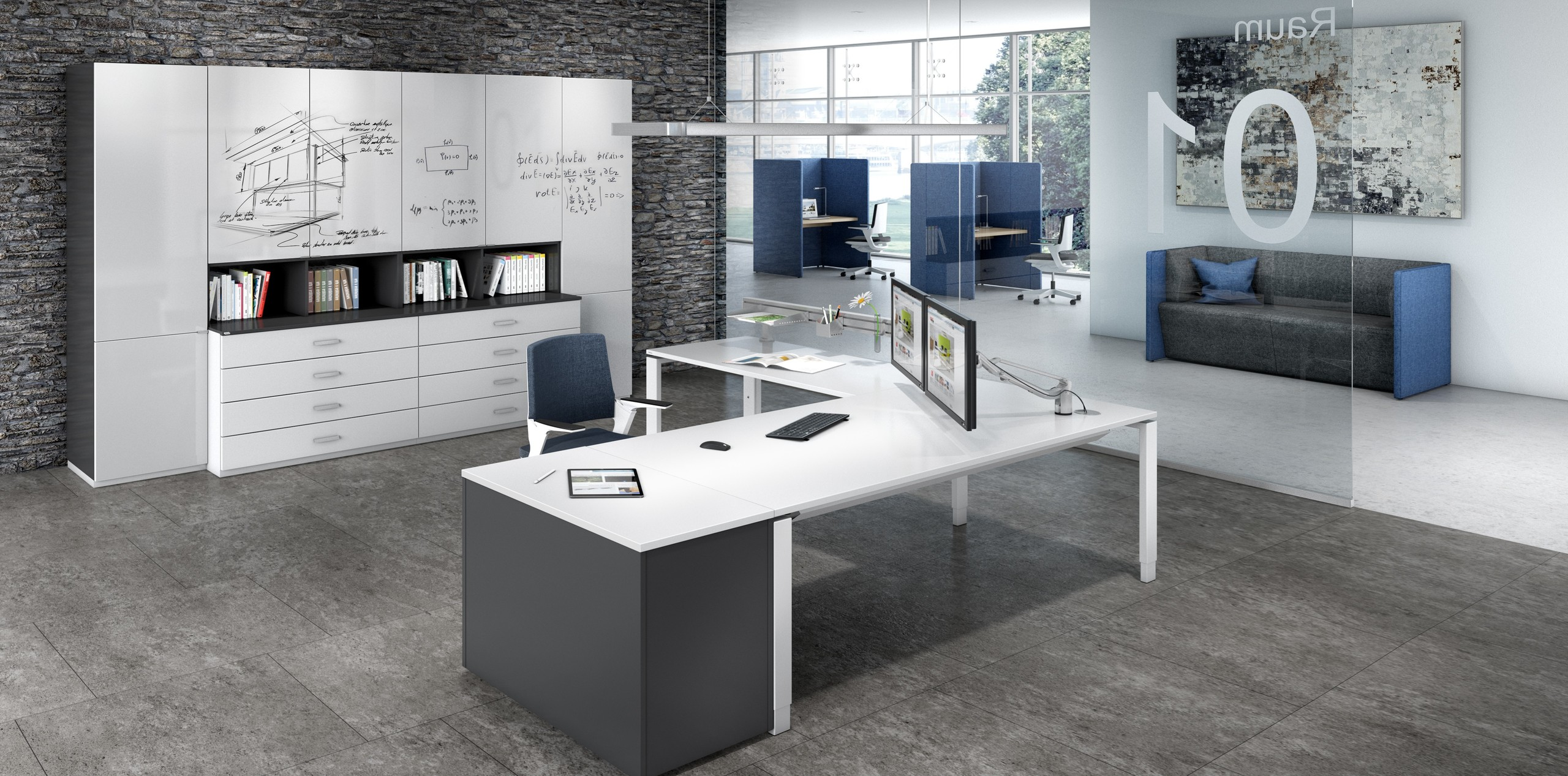 Büroeinrichtung mit Assmann | INSIDE BUSINESS