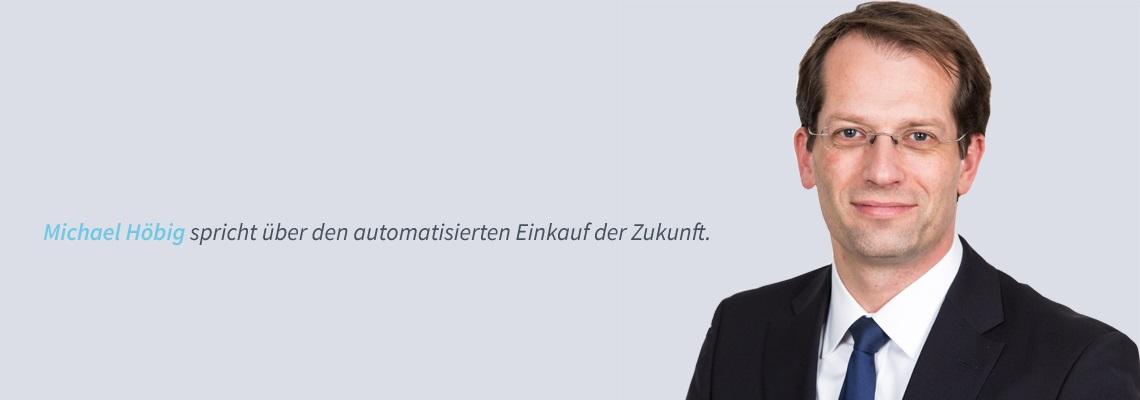 Michael Höbig - Automatisierter Einkauf