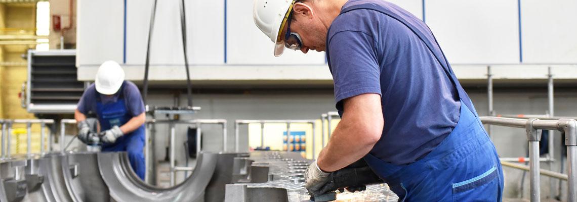 Mittelstand im Maschinenbau