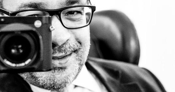 Leica Eigentümer Andreas Kaufmann